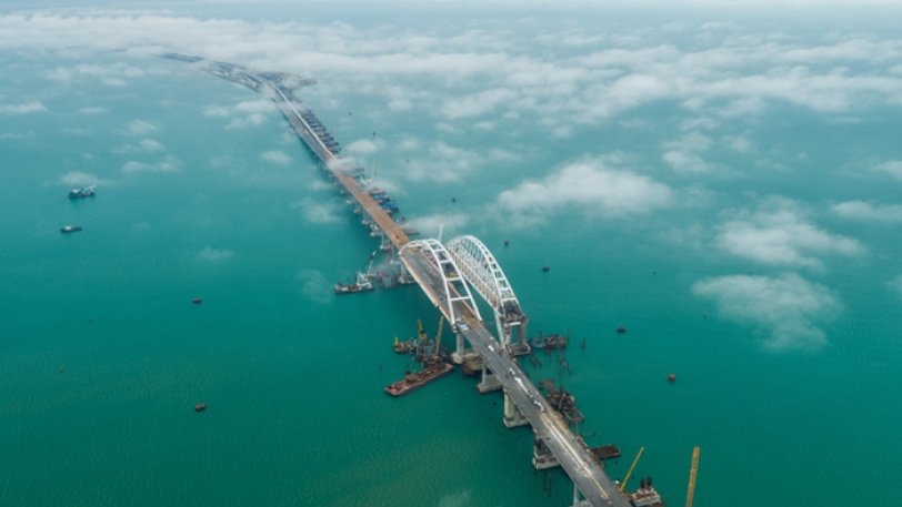 Η μεγαλύτερη γέφυρα της Ευρώπης είναι γεγονός και προκαλεί δέος (pics & vids)