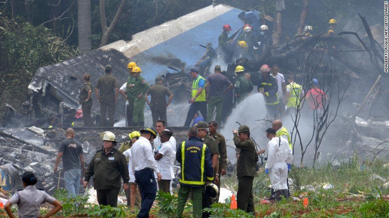 Τραγικός απολογισμός στην Κούβα με 108 νεκρούς