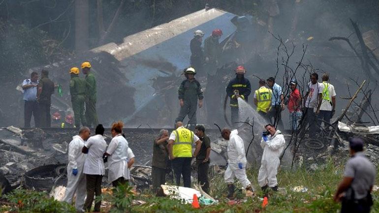 Κούβα: Βρέθηκε το ένα μαύρο κουτί του μοιραίου Boeing 737-200