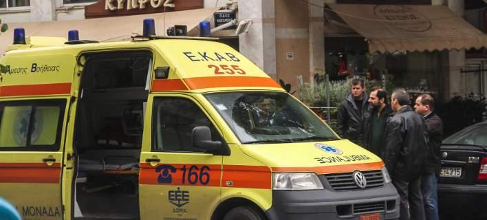 Αρχιλοχίας μεταφέρθηκε με αιμορραγία στο νοσοκομείο και πέθανε