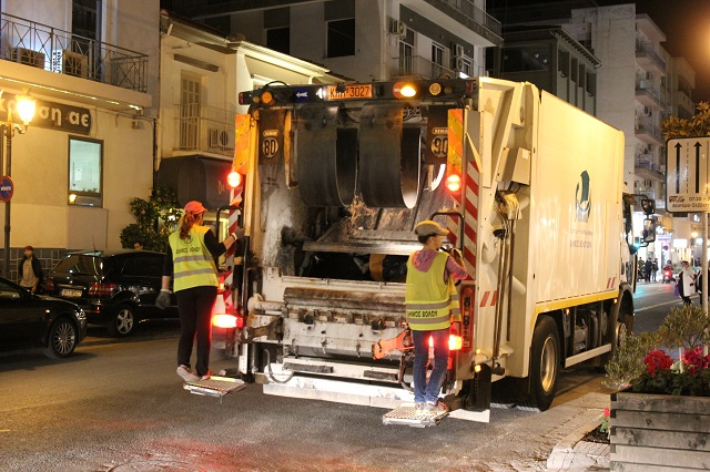 Προσλήψεις 35 διμηνιτών στην καθαριότητα του Δήμου Βόλου