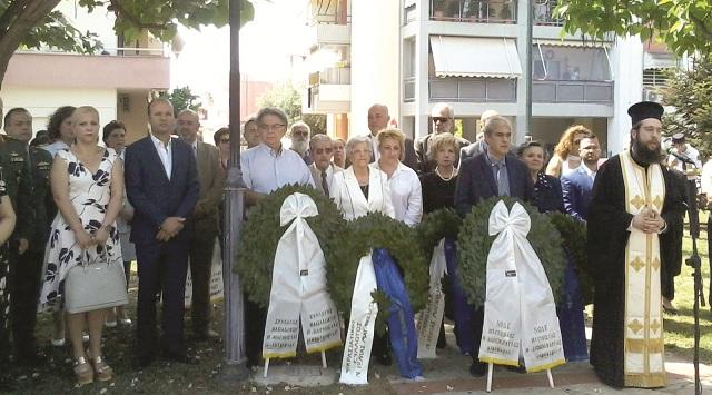 Με λαμπρότητα η απόδοση φόρου τιμής στα θύματα του Ποντιακού Ελληνισμού