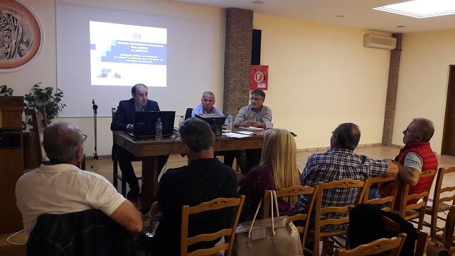 Συνέργεια Συλλόγων για εκδηλώσεις για τα 100 χρόνια του Συνεταιρισμού Ν. Αγχιάλου «Η ΔΗΜΗΤΡΑ»