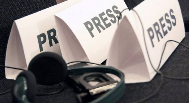 Πέντε δημοσιογράφοι για την ελευθεροτυπία