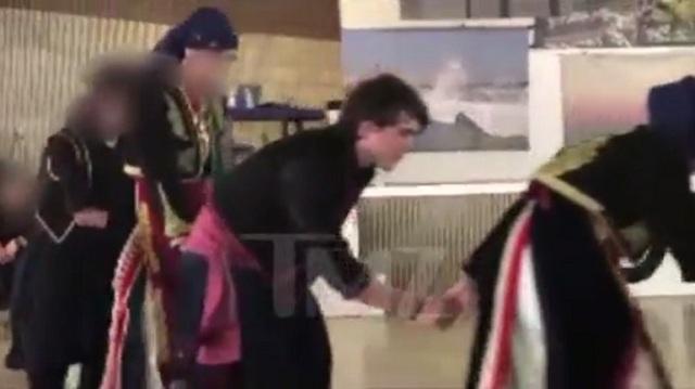 Ο μακελάρης της Σάντα Φε πριν σκοτώσει χόρευε παραδοσιακούς χορούς