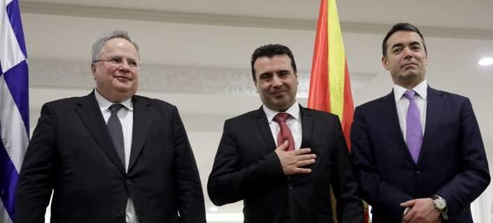 Ζάεφ και Ντιμιτρόφ επιμένουν: «Μακεδονία του Ιλιντεν» και χωρίς συνταγματική αναθεώρηση
