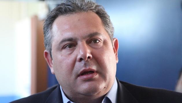 Βόμβες Καμμένου για Σκόπια: Δεν θα βρεθεί λύση. Δεν θα δεχθούμε το Μακεδονία