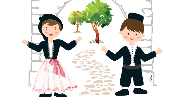 Παιδικά χοροπατήματα
