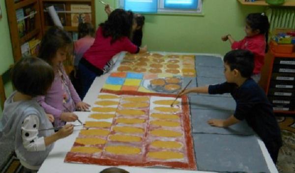 Το «σχολείο των χρωμάτων»
