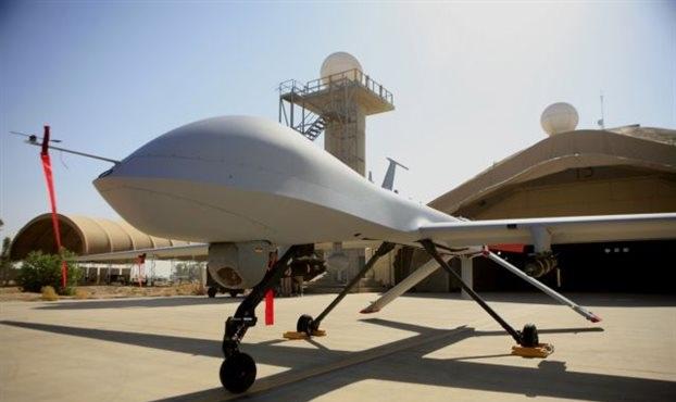 Eπιχειρησιακά τα αμερικανικά drones στη βάση της Λάρισας