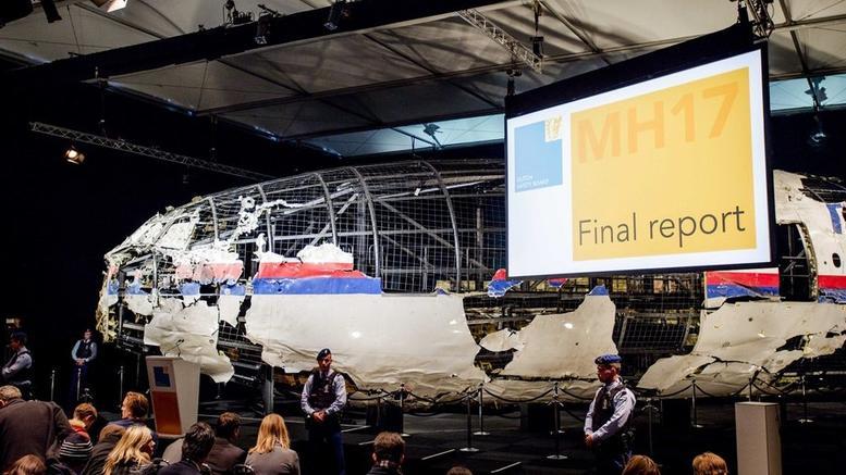 Ρωσικός πύραυλος έριξε την πτήση MH17 στην Ουκρανία. Τι αναφέρει το πόρισμα