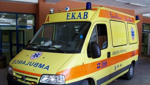 Tραυματίστηκε 45χρονη καθαρίστρια στο δημαρχείο Λάρισας