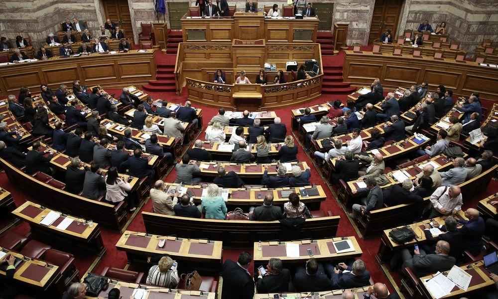 Άρση βουλευτικής ασυλίας για Ν. Νικολόπουλο & Ν. Κακλαμάνη