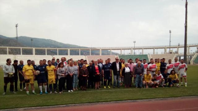 Επιτυχημένη αυλαία στο 2ο Ανεπίσημο πρωτάθλημα ένστολων - παλαιμάχων