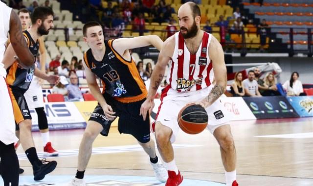 Αρχίζει η «μάχη» των ημιτελικών στην Basket League