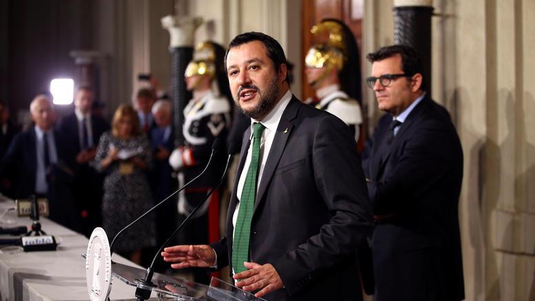 Ανησυχία στη Γερμανία για τις εξελίξεις στην Ιταλία