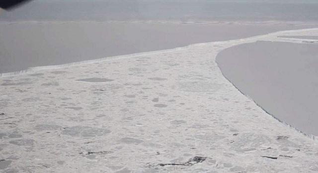 Αποκολλήθηκε παγόβουνο -γίγας με έκταση 4 φορές το Λονδίνο [βίντεο]