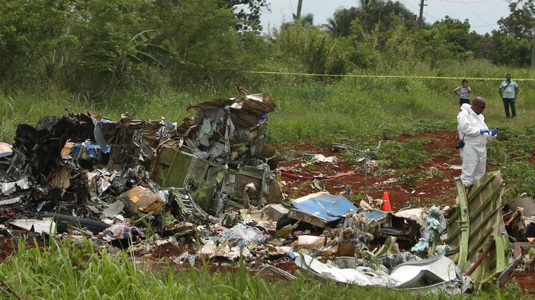 Κούβα: Bρέθηκε το δεύτερο μαύρο κουτί του Boeing που συνετρίβη