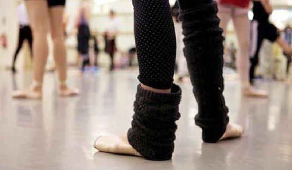 «Ο χορευτής ως αθλητής»