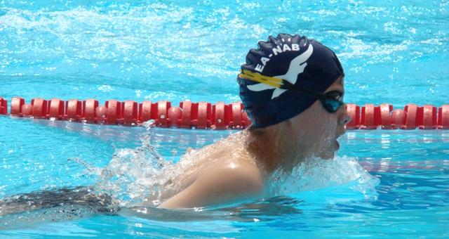 Πανδαισία κολύμβησης στον Βόλο