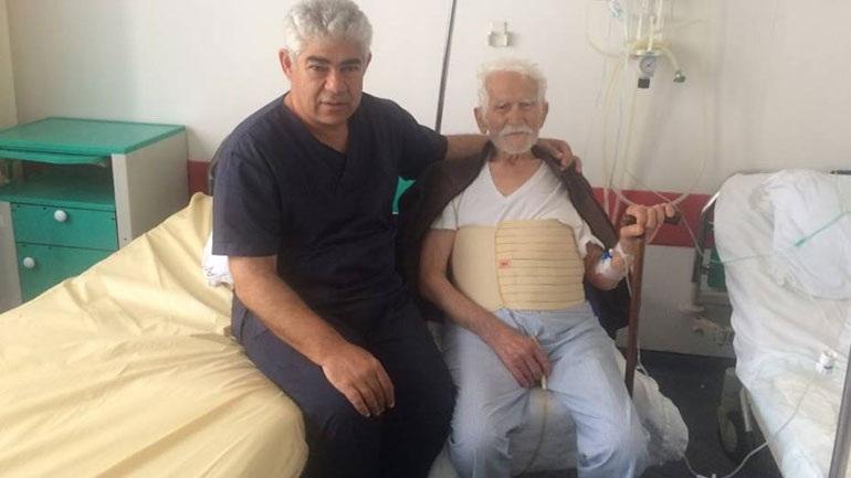 Η συγκλονιστική εμπειρία ενός χειρουργού για τον 95χρονο ασθενή του στο νοσοκομείο Χανίων