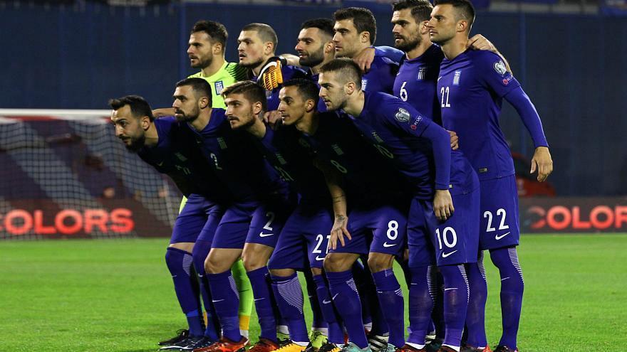 Ματαιώθηκε το φιλικό της Εθνικής Ελλάδος με το Ιράν