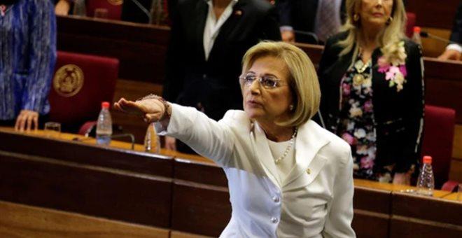 Για πρώτη φορά γυναίκα πρόεδρος στην Παραγουάη