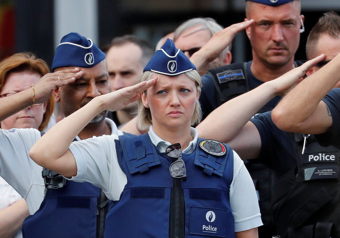Λιέγη: Βαθύ πένθος και πολλά ερωτήματα για την επίθεση