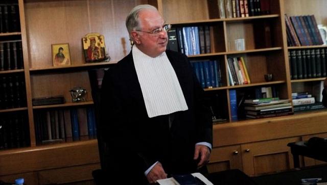 Απειλητική επιστολή στον Νικόλαο Σακελλαρίου: «Θα καταδικαστείς από λαϊκό δικαστήριο»