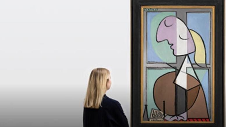 Πορτρέτο μούσας του Πικάσο αποκαλύπτεται για πρώτη φορά εδώ και 2 δεκαετίες