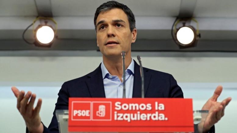 Ισπανία: Ένα βήμα πριν την πρωθυπουργία ο σοσιαλιστής Πέδρο Σάντσεθ