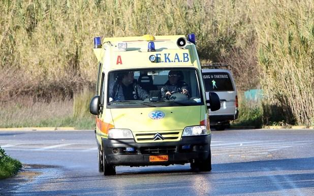 Διασώστες του ΕΚΑΒ έσωσαν από πνιγμό τρίχρονο κοριτσάκι