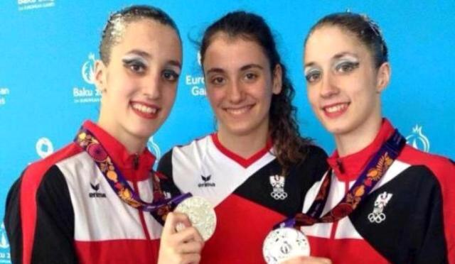 Οι Βολιώτισσες τρίδυμες Αλεξανδρή στο FINA Artistic Swimming World Series!