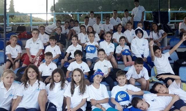 37 μετάλλια για τον ΝΟΒΑ στους Ιωνικούς Αγώνες