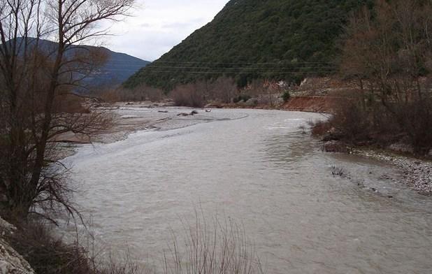 Πνίγηκε 45χρονος Καρδιτσιώτης στον ποταμό Μέγδοβα