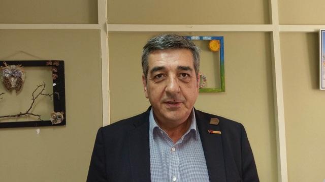 Στο Πανεπιστημιακό ο αντιδήμαρχος Λάρισας Π. Νταής μετά από τροχαίο