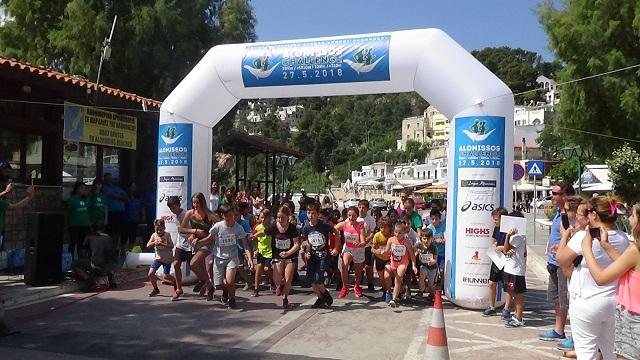 Το 13ο Alonissos Challenge «τερμάτισε» με απόλυτη επιτυχία