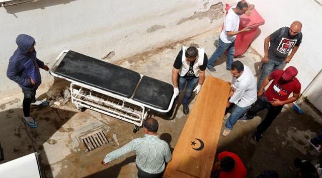 Έφτασαν τους 60 οι νεκροί από το ναυάγιο στην Τυνησία