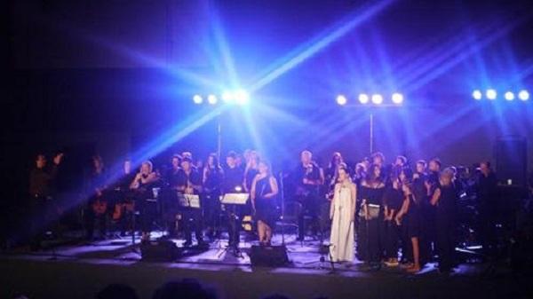 Συναυλία της Κιθαριστικής Ορχήστρας Βόλου στην παραλία