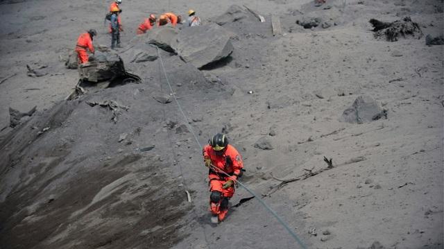 Φωτογραφίες από το ηφαίστειο στη Γουατεμάλα: Στους 69 οι νεκροί