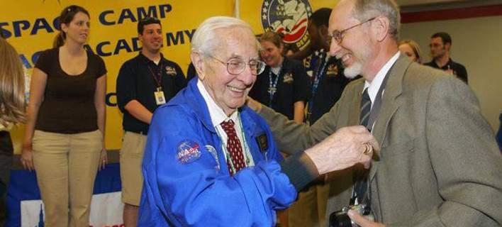 Πέθανε στα 104 του ο «Φον Τ»: Ο επιστήμονας που έστειλε Αμερικάνους στο φεγγάρι