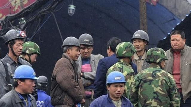 Επιχείρηση διάσωσης μεταλλωρύχων: 11 νεκροί έπειτα από έκρηξη