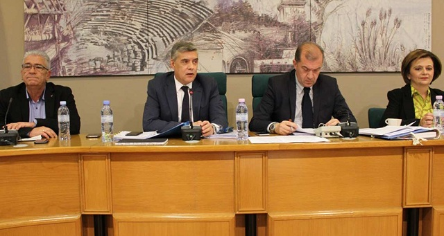 Ενταση στο Περιφερειακό Συμβούλιο