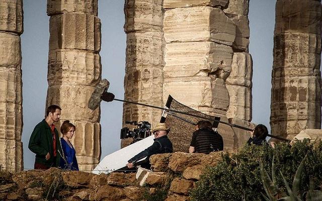 Ολοκληρώθηκαν τα επί ελληνικού εδάφους γυρίσματα της «Μικρής Τυμπανίστριας»