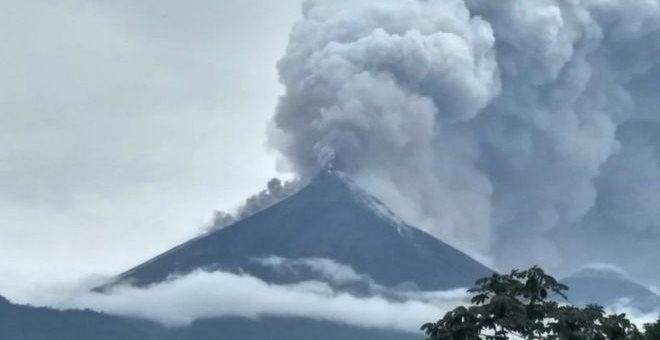 Γουατεμάλα: Τουλάχιστον 99 οι νεκροί από την έκρηξη του ηφαιστείου Φουέγο