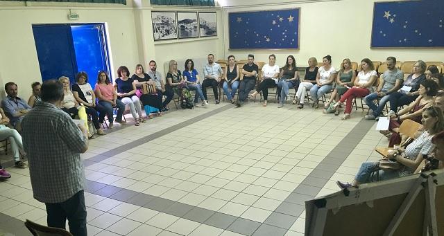 Επιμορφωτικές ημερίδες για εκπαιδευτικούς σε Σκιάθο και Σκόπελο