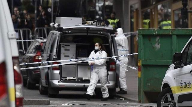 Ισόβια στο δράστη της επίθεσης με το φορτηγό στη Στοκχόλμη