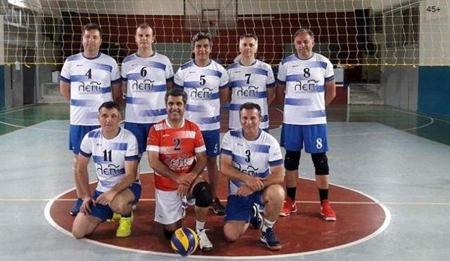 14ο Πανελλήνιο Πρωτάθλημα Βόλεϊ Παλαιμάχων