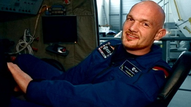 Το φωτογραφικό άλμπουμ αστροναύτη