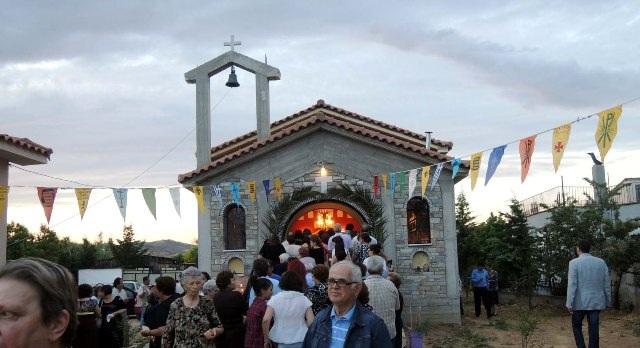 Πανηγυρίζει ο Ναός του Αγίου Λουκά του Ιατρού Διμηνίου